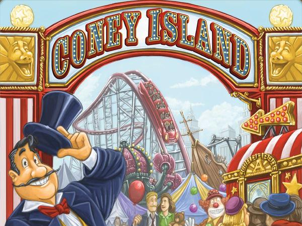 Bild zu Alle Brettspiele-Spiel Coney Island