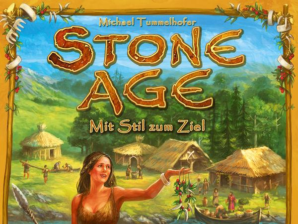 Bild zu Alle Brettspiele-Spiel Stone Age: Mit Stil zum Ziel