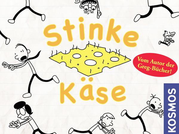 Bild zu Alle Brettspiele-Spiel Gregs Tagebuch: Stinke Käse