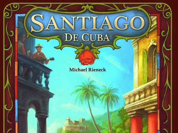 Bild zu Alle Brettspiele-Spiel Santiago de Cuba