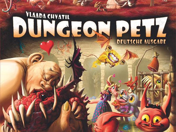 Bild zu Alle Brettspiele-Spiel Dungeon Petz