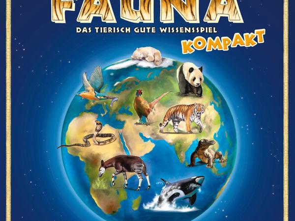Bild zu Alle Brettspiele-Spiel Fauna kompakt