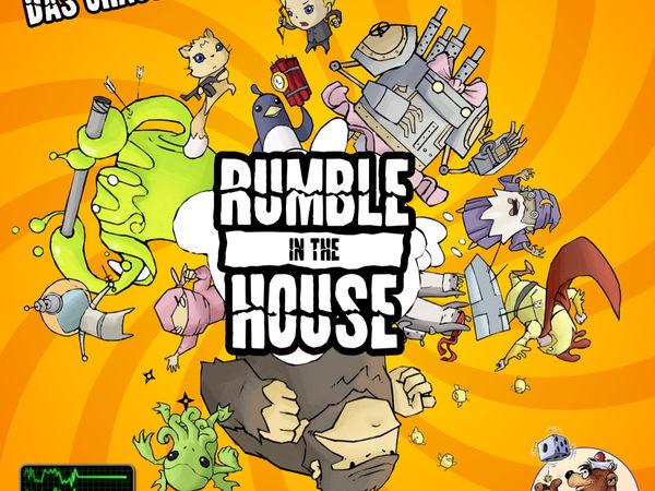 Bild zu Alle Brettspiele-Spiel Rumble in the House
