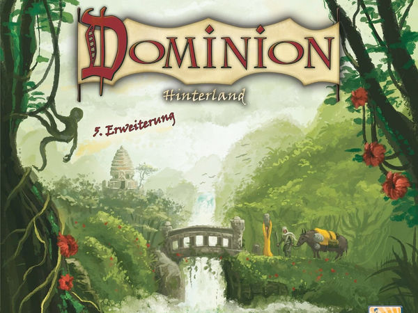 Bild zu Alle Brettspiele-Spiel Dominion: Hinterland