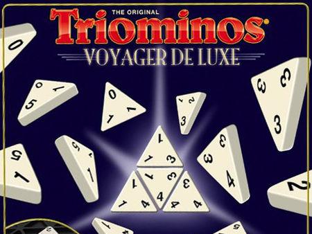 Triominos Voyager de Luxe