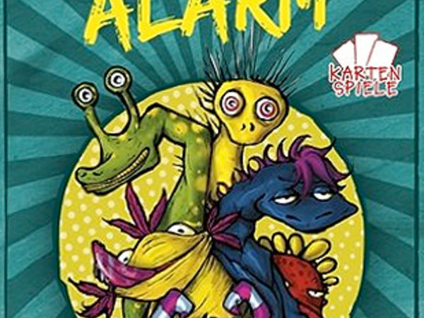 Bild zu Alle Brettspiele-Spiel Monster-Alarm