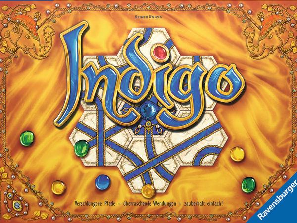 Bild zu Alle Brettspiele-Spiel Indigo