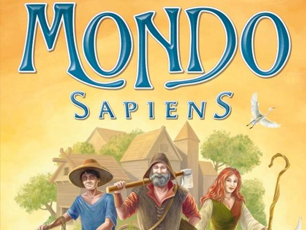 Bild zu Alle Brettspiele-Spiel Mondo Sapiens