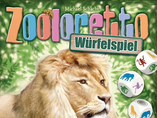 Bild zu Alle Brettspiele-Spiel Zooloretto: Würfelspiel