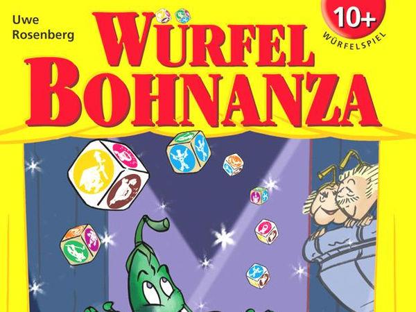 Bild zu Alle Brettspiele-Spiel Würfel Bohnanza