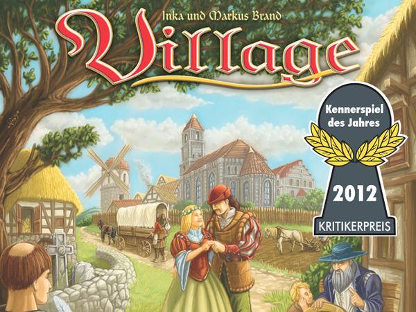 Bild zu Alle Brettspiele-Spiel Village