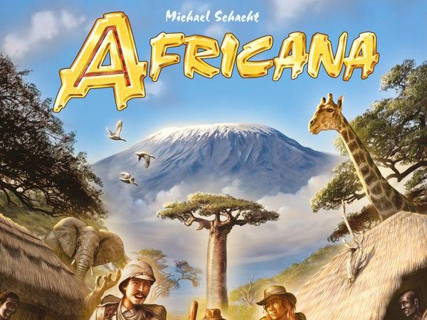 Bild zu Alle Brettspiele-Spiel Africana