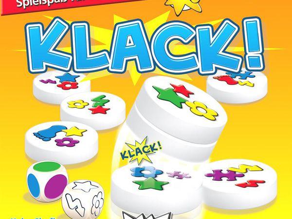 Bild zu Alle Brettspiele-Spiel Klack!