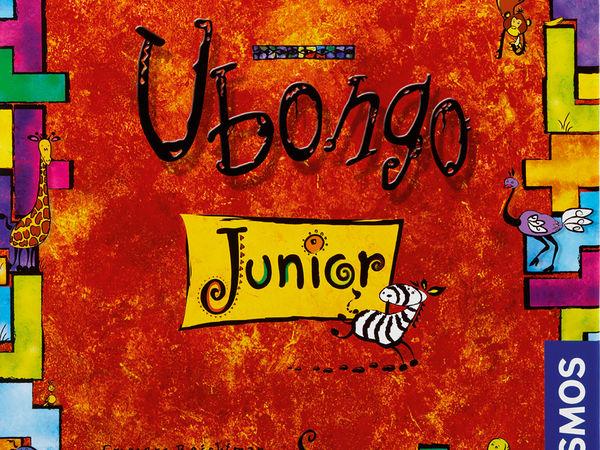 Bild zu Alle Brettspiele-Spiel Ubongo Junior