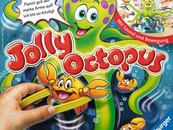Bild zu Alle Brettspiele-Spiel Jolly Octopus