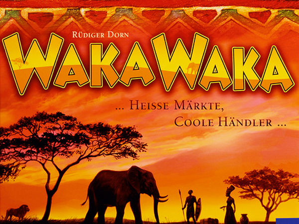 Bild zu Alle Brettspiele-Spiel Waka Waka