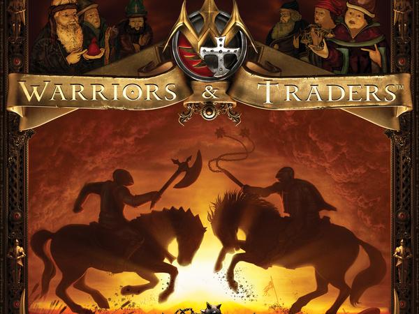 Bild zu Alle Brettspiele-Spiel Warriors & Traders