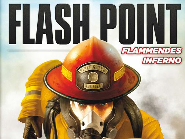 Bild zu Alle Brettspiele-Spiel Flash Point - Flammendes Inferno