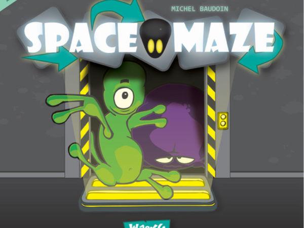 Bild zu Alle Brettspiele-Spiel Space Maze