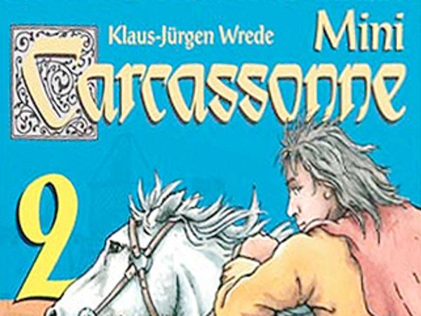 Bild zu Alle Brettspiele-Spiel Carcassonne Mini 2: Die Depeschen