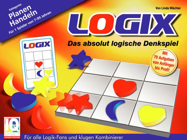 Bild zu Alle Brettspiele-Spiel Logix