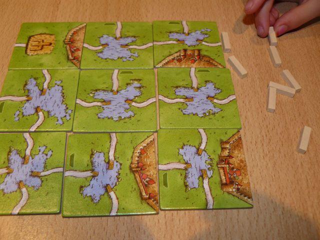 Carcassonne Mini 3: Die Fähren Bild 1