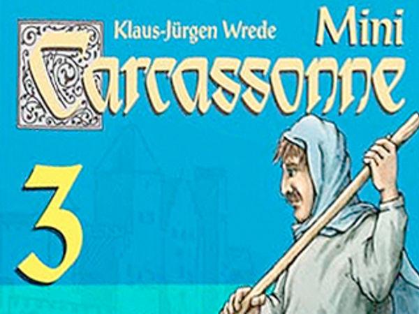 Bild zu Alle Brettspiele-Spiel Carcassonne Mini 3: Die Fähren