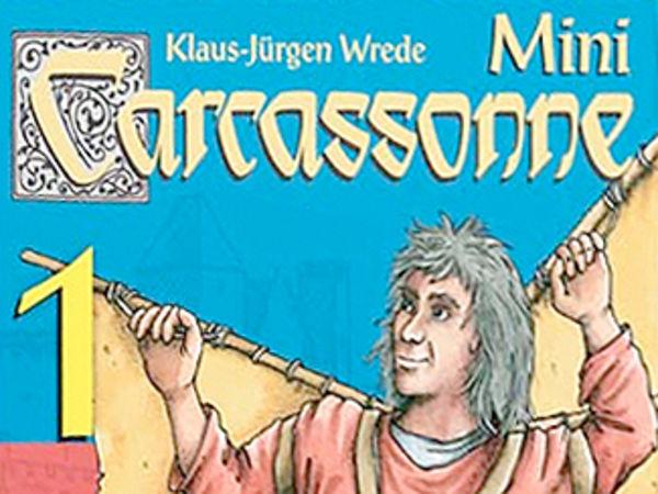 Bild zu Alle Brettspiele-Spiel Carcassonne Mini 1: Die Fluggeräte