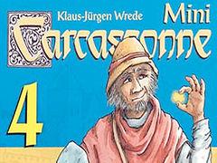 Carcassonne Mini 4: Die Goldminen
