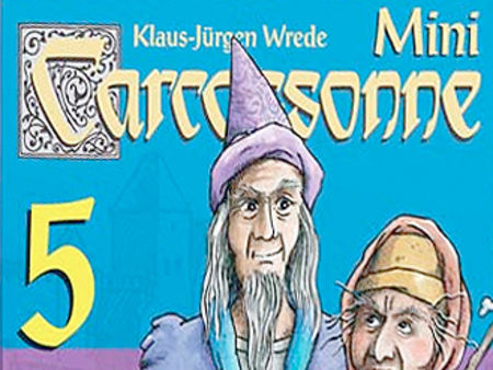 Carcassonne Mini 5: Magier & Hexe
