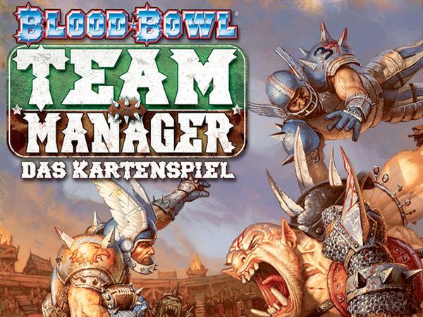 Bild zu Alle Brettspiele-Spiel Blood Bowl Team Manager: Das Kartenspiel