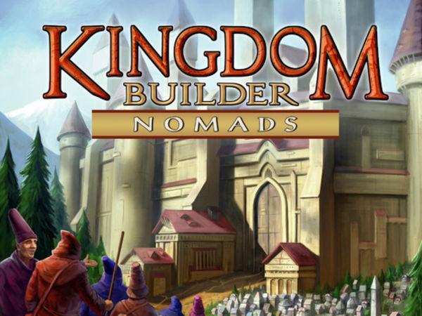 Bild zu Alle Brettspiele-Spiel Kingdom Builder: Nomads
