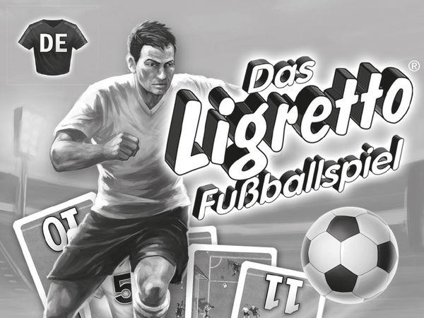 Bild zu Alle Brettspiele-Spiel Das Ligretto Fußballspiel