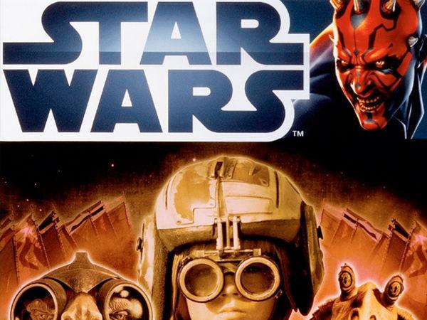 Bild zu Alle Brettspiele-Spiel Star Wars: Anakins Podrace