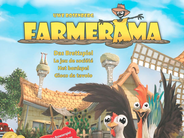 Bild zu Alle Brettspiele-Spiel Farmerama