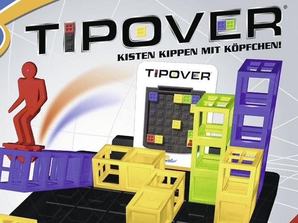 Bild zu Alle Brettspiele-Spiel Tipover