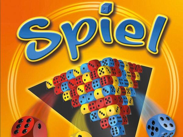 Bild zu Alle Brettspiele-Spiel Spiel - Würfelpyramide