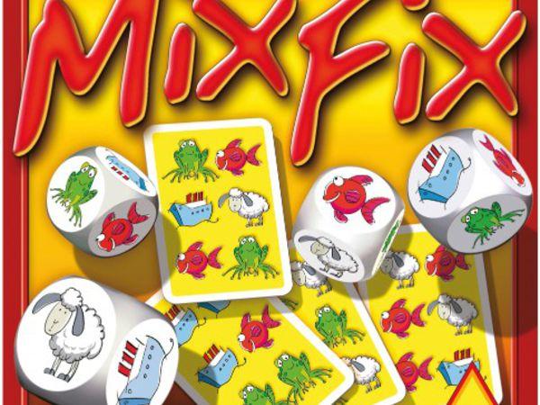 Bild zu Alle Brettspiele-Spiel MixFix