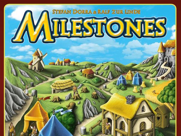 Bild zu Alle Brettspiele-Spiel Milestones