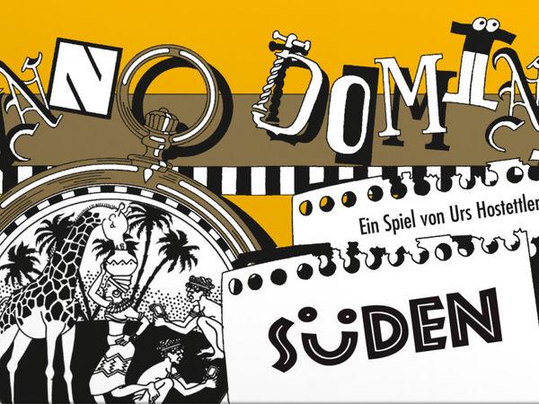 Bild zu Alle Brettspiele-Spiel Anno Domini - Süden