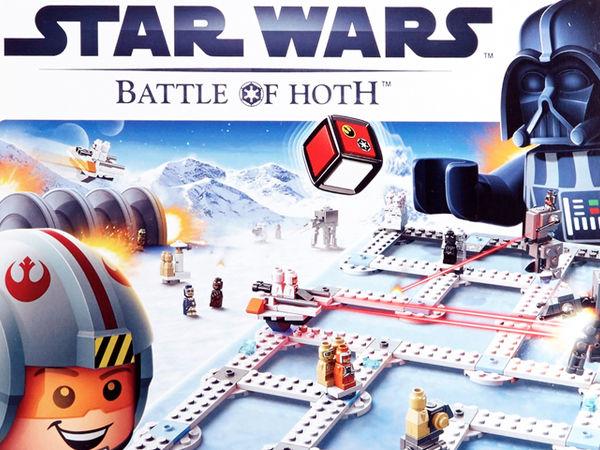 Bild zu Alle Brettspiele-Spiel Star Wars: Battle of Hoth