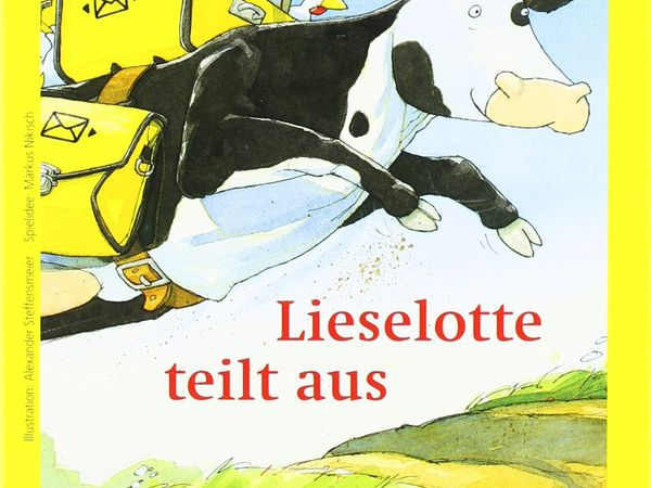 Bild zu Alle Brettspiele-Spiel Lieselotte teilt aus