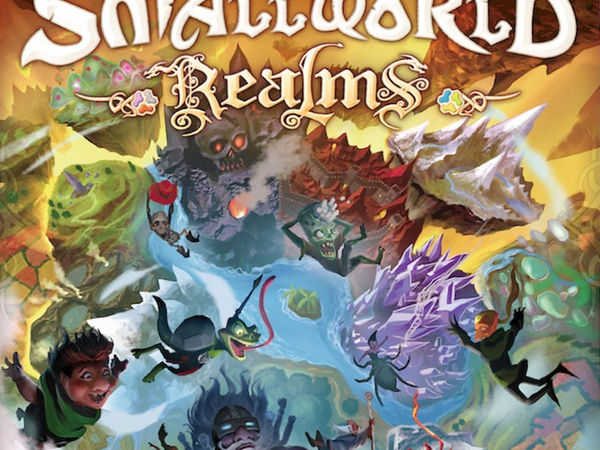 Bild zu Alle Brettspiele-Spiel Small World - Realms