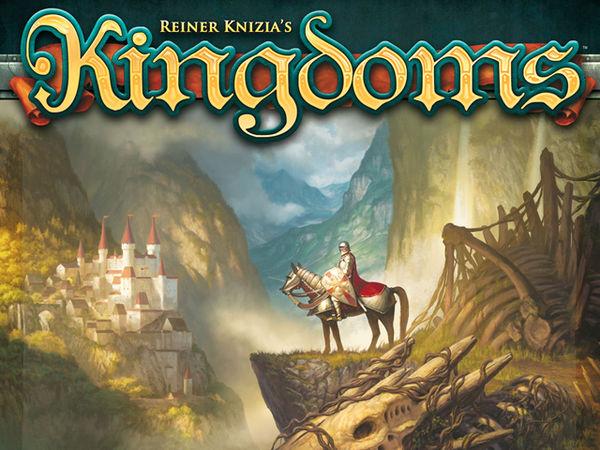Bild zu Alle Brettspiele-Spiel Kingdoms