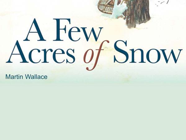 Bild zu Alle Brettspiele-Spiel A Few Acres of Snow