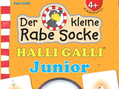 Halli Galli Junior - Der kleine Rabe Socke