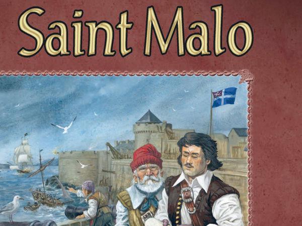 Bild zu Frühjahrs-Neuheiten-Spiel Saint Malo