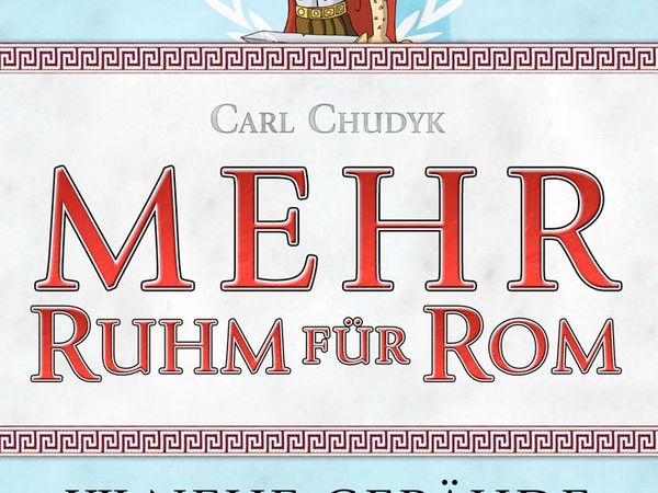 Bild zu Alle Brettspiele-Spiel Mehr Ruhm für Rom
