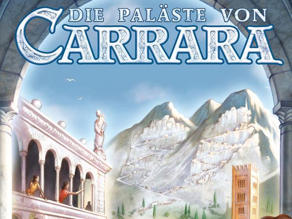 Bild zu Alle Brettspiele-Spiel Die Paläste von Carrara