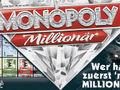 Alle Brettspiele-Spiel Monopoly Millionär spielen
